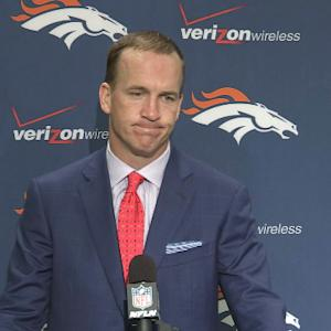 Denver Broncos postgame press conference