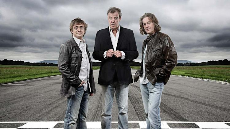 "The cast of <a href=""/baselineshow/4742776"">""Top Gear.""</a> Top Gear (NBC)"