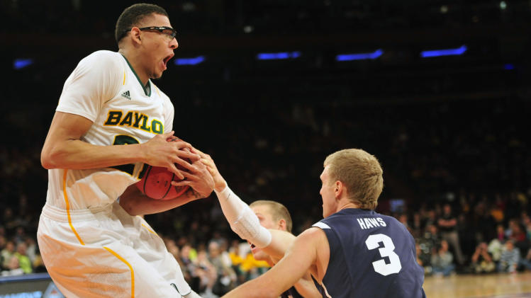 NCAA Basketball: NIT Tournament-Baylor vs BYU