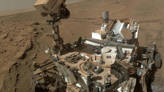Did Curiosity Rover Cause Mars' Mysterious Methane Spike?