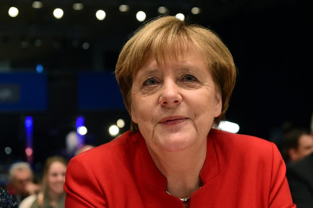 Weakened Angela Merkel embarks on tough election campaign