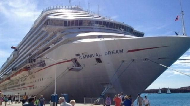 Carnival Cruise Lines Experiences Another Ship Malfunction