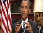 Obama: Romney not owning up to duties
