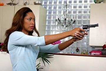 Gina Torres as Julia Fox's 24