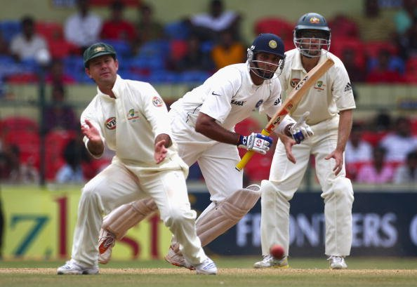 1st Test - India v Australia: Day 5