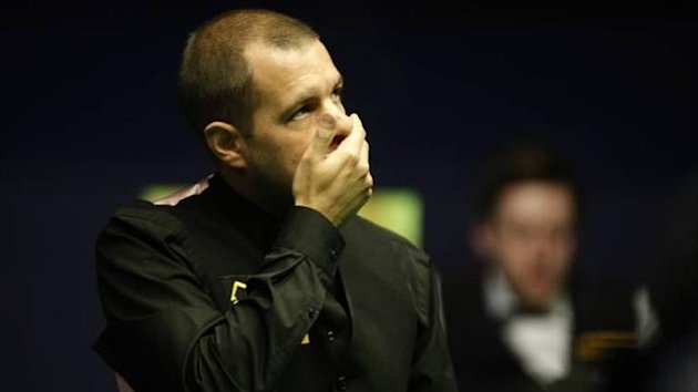 barry hawkins in the 2013 world championship semi-final agains ricky walden