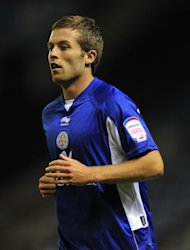 Tom Kennedy failed to hold down a first team place at Leicester