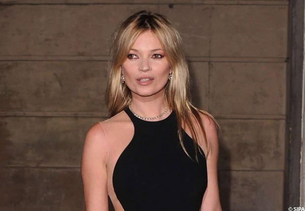 Kate Moss : Son inestimable tatouage du peintre Lucian Freud