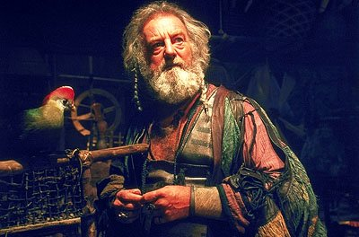 Bernard Hill as Philos in Universal's The Scorpion King