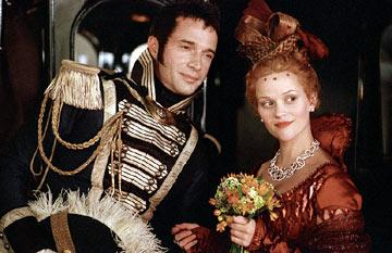 James Purefoy and Reese Witherspoon in Focus Features' Vanity Fair