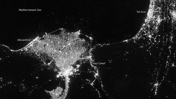 Black Marble: Stunning New Images of Earth at Night