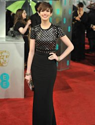 Anne Hathaway suffered BAFTAs nightmare