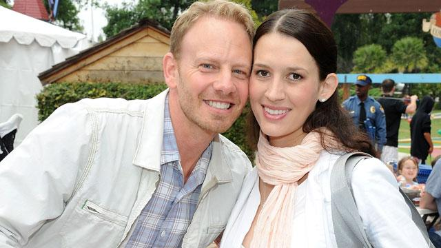 Actor Ian Ziering Welcomes Second Daughter