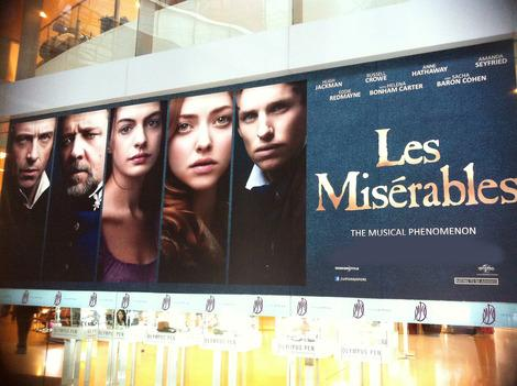 Blu-ray Review: 'Les Miserables' (2012)