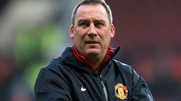 Rene Meulensteen, Manchester United first team coach