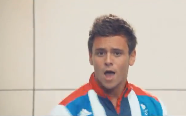 All The Tom Daley Dance Moves You Didn't Know You Needed