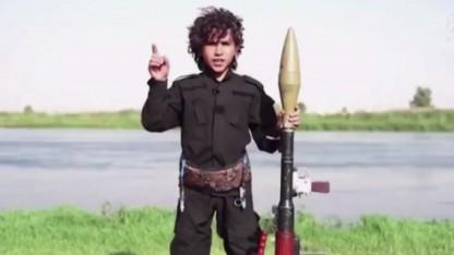 Young ISIS Boy Calls Obama a 'Dog,' Threatens: 'We Will Cut Your Filthy Head!'