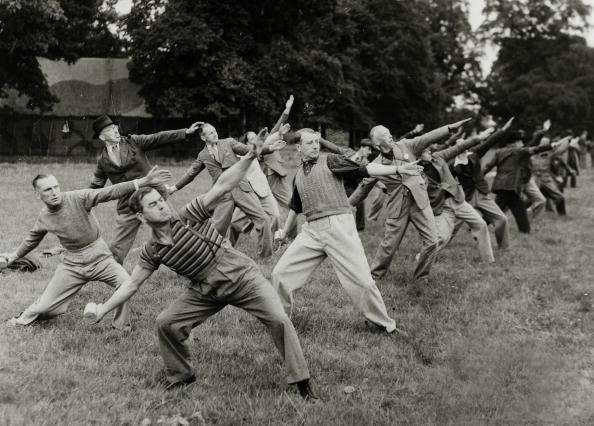 The Real Dad's Army - Amazing Pictures Of Britain's Home Guard