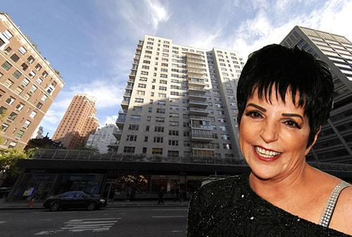 Celebrity Real Estate: Liza Minnelli Sells Longtime Imperial House Pad For $8.4M
