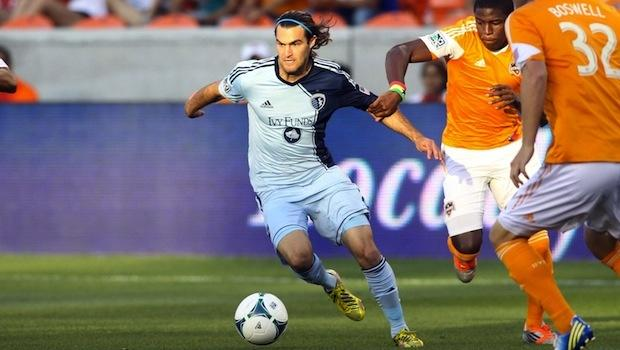 Graham Zusi's contract extension with Sporting KC makes him a Designated Player in all but name