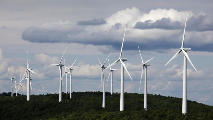 Wind power execs: Tax credit needed to keep jobs