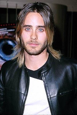Premiere: Jared Leto at the Egyptian Theatre premiere of Artisan's Requiem For A Dream - 10/16/2000