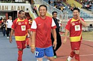 'I'm sure they will go through' - Fandi Ahmad on LionsXII's chances against Pahang