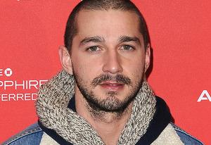 Shia LeBouf | Photo Credits: C Flanigan/FilmMagic