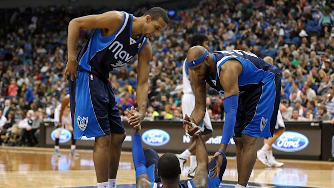 NBA: Dallas Mavericks at Minnesota Timberwolves