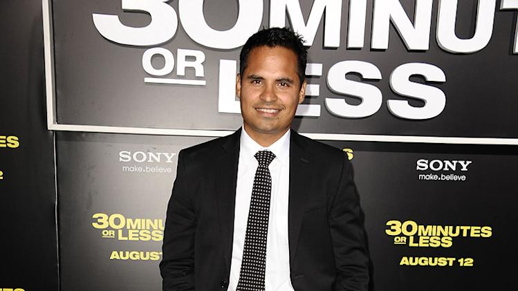 30 Minutes or Less 2011 LA Premiere Michael Pena