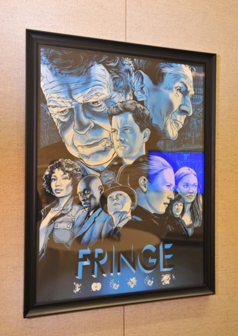 'Fringe' books cover the past: Other ways the story can live on