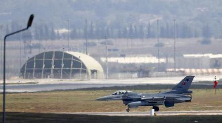 German military mulls withdrawing jets from Turkey air base: report