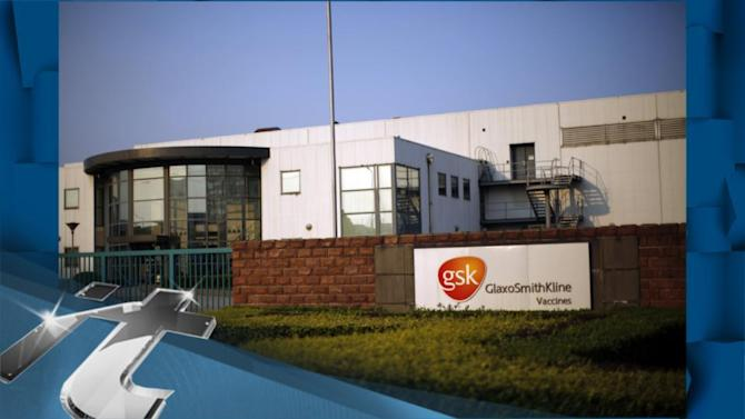 China Breaking News: GSK Says Senior Executives Appear to Have Broken Chinese Law