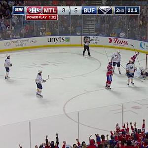 Galchenyuk's second goal