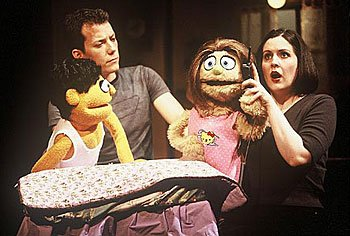 'Avenue Q,' Logo Partner on …