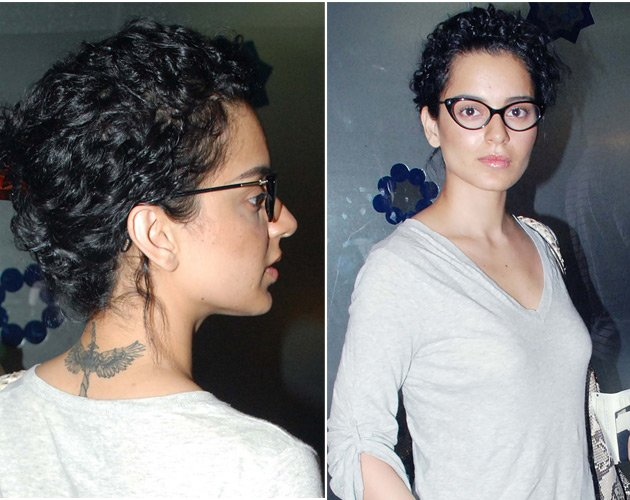 Kangana Ranaut - jet-setters