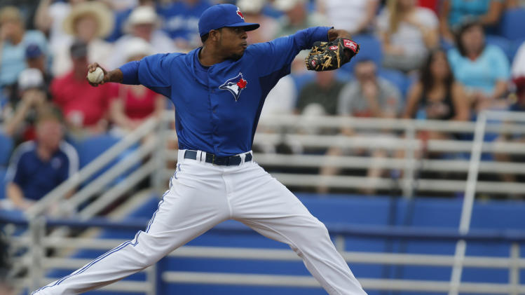 MLB: Spring Training-Baltimore Orioles at Toronto Blue Jays