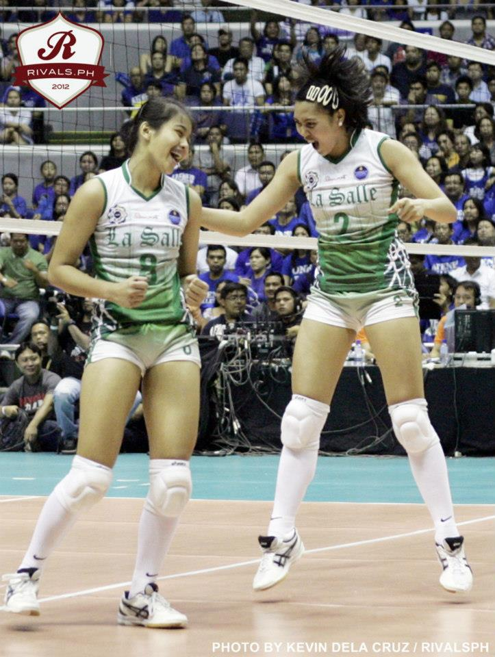 UAAP Women's Volleyball Pics Oops