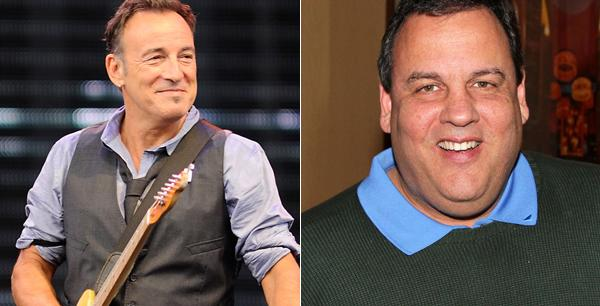 Bruce Springsteen and Chris Christie Connect Through Hurricane Sandy