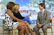 Hoda Kotb and Kathie Lee Gifford interview Martin Short on &#39;Today,&#39; May 30, 2012 -- NBC