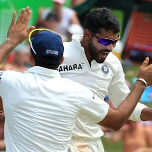 Kallis and Jadeja hog the honours