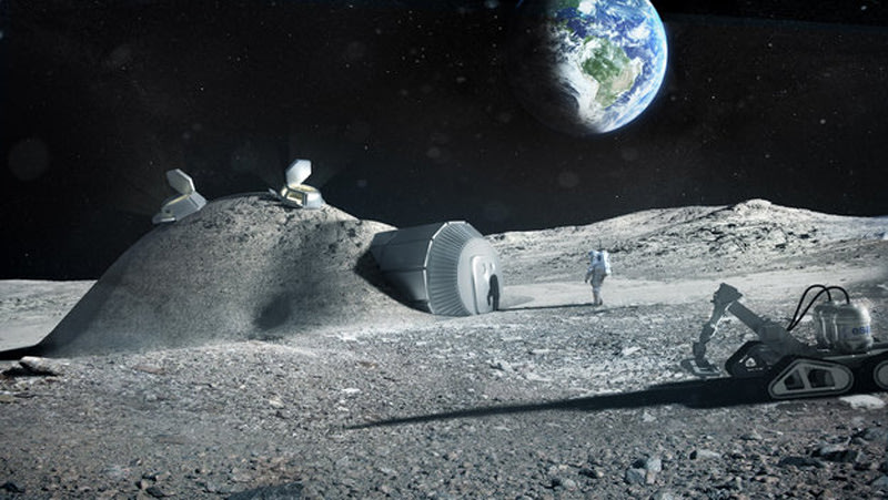Russia just announced that it's sending humans to the moon
