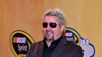 Guy Fieri to Fulfill His Life's Purpose of Acting as Grand Marshal for Major Nascar Race