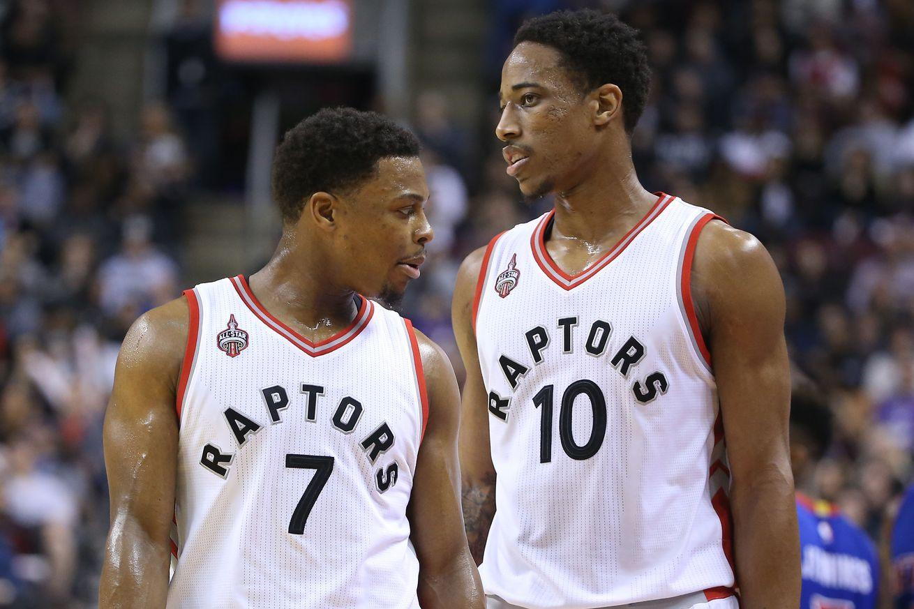 NBA Monday: Raptors, Hornets earn blowout wins