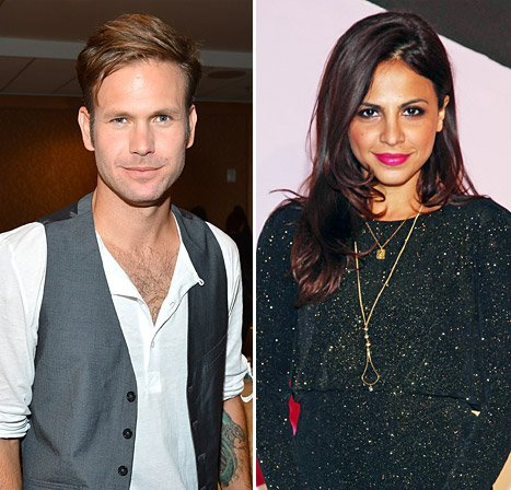 Vampire Diaries' Matthew Davis Is Dating Azita Ghanizada