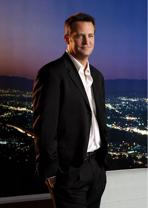 Matthew Perry stars as Matt Albie in Studio 60 on the Sunset Strip on NBC.