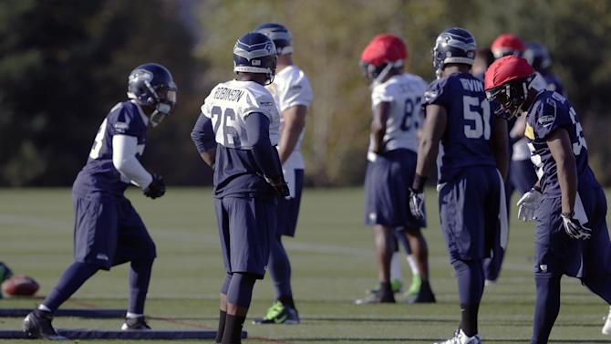 Seahawks look for 7-1 start facing St. Louis