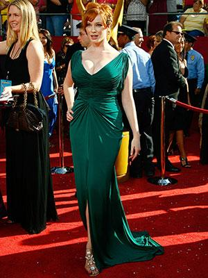 CHRISTINA HENDRICKS 2008