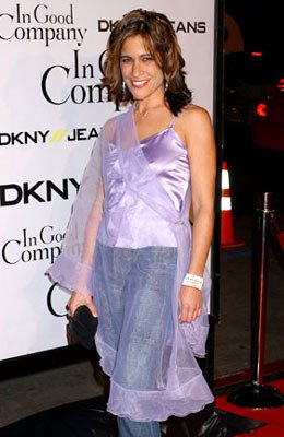 Vanessa Parise at the Hollywood premiere of Universal Pictures' In Good Company