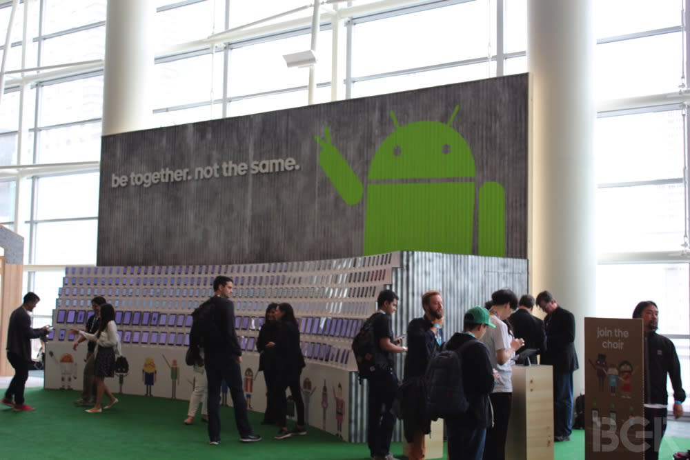 An inside look at Google I/O 2015: What you didn't see at the keynote